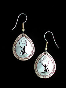 Silver Copper Brass Jewelry Earrings Necklaces